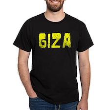 Giza Faded (Gold) T-Shirt