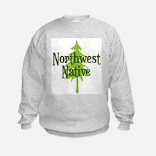 northwest native Sweatshirt