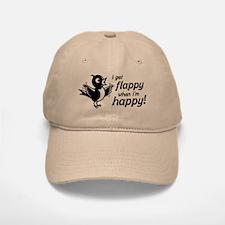 Flappy/Happy (K1) Baseball Baseball Cap