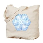 Flurry Snowflake II Tote Bag