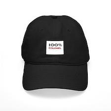100 Percent Colonel Baseball Hat