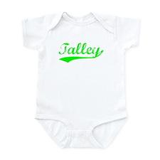 Vintage Talley (Green) Infant Bodysuit