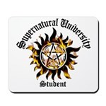 Supernatural University Student Mousepad