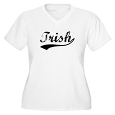 Vintage Trish (Black) T-Shirt