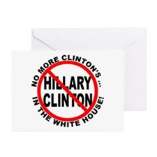 Anti-Hillary White House Greeting Cards (Pk of 10)