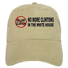 Anti-Hillary White House Cap