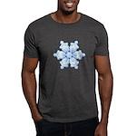 Flurry Snowflake I Dark T-Shirt