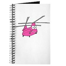 CH-47 Pink Journal
