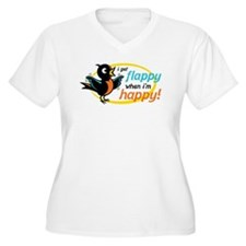 Flappy/Happy (OB) T-Shirt