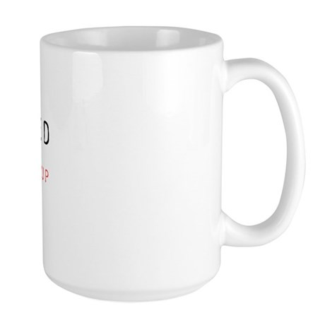 GODDAMNED PRIMORDIAL SOUP Large Mug
