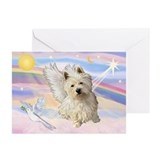 West highland terrier Greeting Cards (20 Pack)