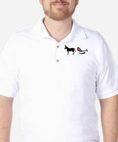 Ass Licker Golf Shirt