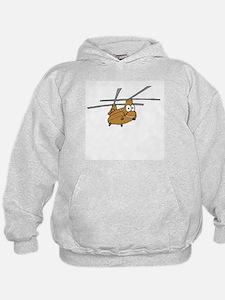 CH-47 Tan Hoodie