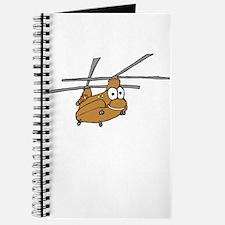 CH-47 Tan Journal