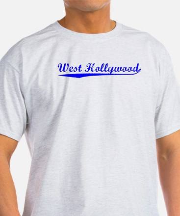 Vintage West Holly.. (Blue) T-Shirt