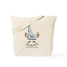 Unique Idaho Tote Bag