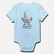 Unique Spud Infant Bodysuit