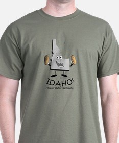 Unique Idaho T-Shirt
