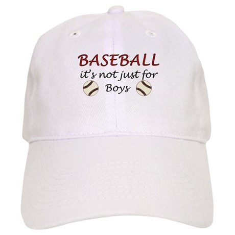 Not just for boys Cap
