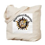 Supernatural University Tote Bag