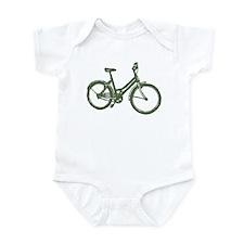 Bicycle Infant Bodysuit