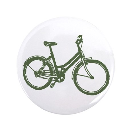 "Bicycle 3.5"" Button"
