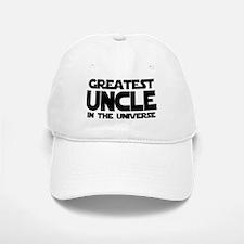 Greatest Uncle Baseball Baseball Cap