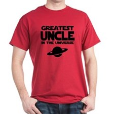 Greatest Uncle T-Shirt