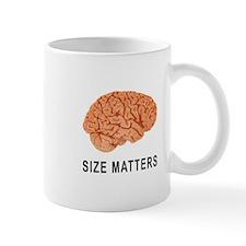 Size Matters Small Mug