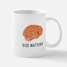 Size Matters Small Small Mug