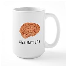 Size Matters Mug