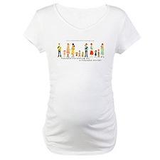 Shirt with API Family