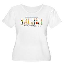 Cute Babywearing T-Shirt
