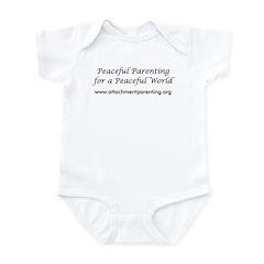 Infant Creeper-Peaceful Parenting