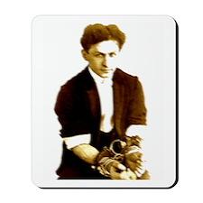Houdini's Ghost Mousepad