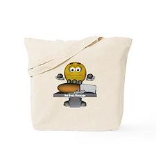 Smiley Hot Rock Massage Tote Bag
