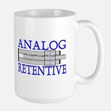 ANALOG RETENTIVE Mug