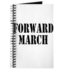 The Official Forward March Journal
