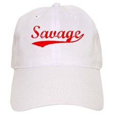 Vintage Savage (Red) Hat