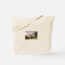 WTF TRUCKING Tote Bag