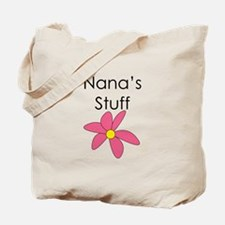 Nana's Stuff Tote Bag