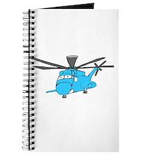 CH-53 Blue Journal