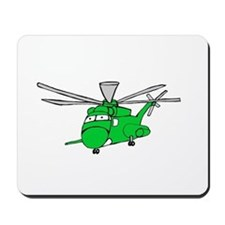 CH-53 Green Mousepad