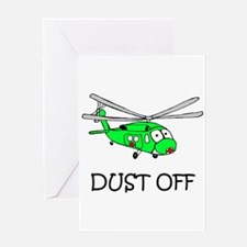 UH-60Q Greeting Card