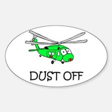 UH-60Q Oval Decal