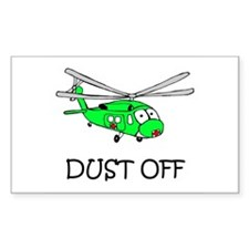 UH-60Q Rectangle Decal