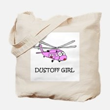 Dust Off Girl Tote Bag
