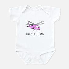 Dust Off Girl Infant Bodysuit