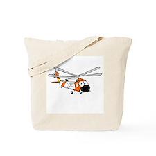 HH-60 Coast Guard Tote Bag