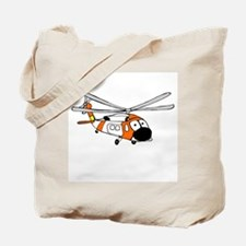HH-60 Coast Guard Tote Bag